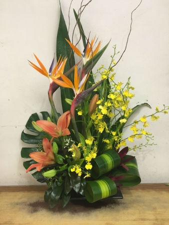 Yomtov Flower Arrangement