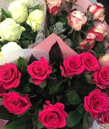 While they are available   Large Roses on Sale