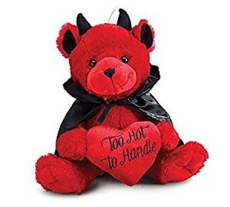 Red Devil Teddy