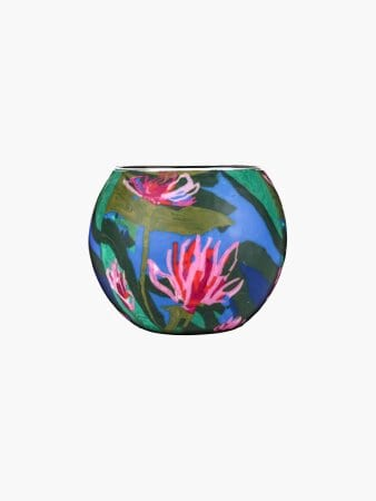 Lily Tealight Candle Holder