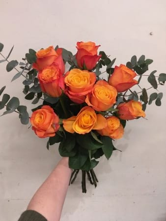 Valentines Rose Posy of the Day