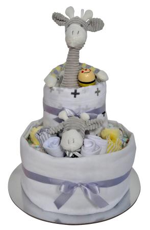 Giraffe Cake (Grey)