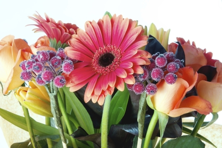 Florist Choice Bouquet. Bright colours