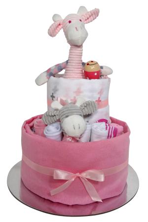 Giraffe Cake (pink)